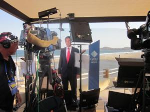Ross Velton, G20, Los Cabos, Mexico