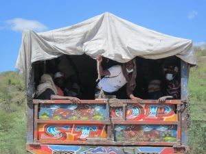 Haitians in Dominican Republic returning home