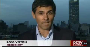 Ross Velton talking live about the Mexican elections