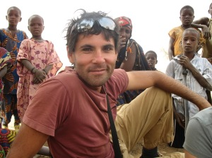 Ross Velton in Burkina Faso